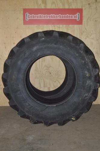 Michelin 650/85R38 Mach x bib 30mm